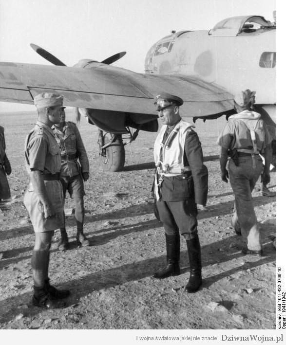Nordafrika, Erwin Rommel, Joachim Müncheberg