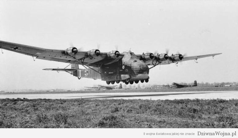Messerschmitt-Me-323 Gigant- lot 2