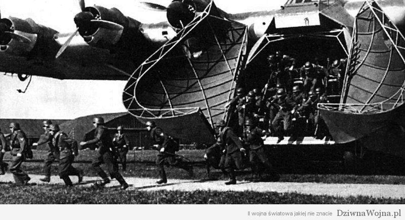 Messerschmitt-Me-323 Gigant-wojsko