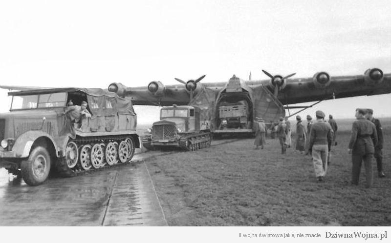 Messerschmitt-Me-323 Gigant-zaladunek 2