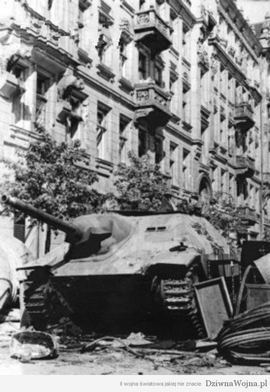 barykady jagdpanzer38t