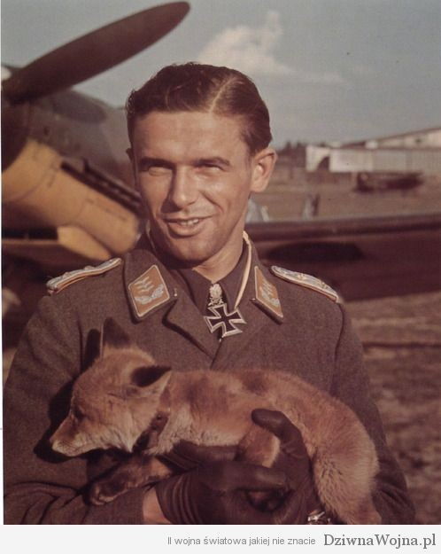 Hans Philipp as Luftwaffe