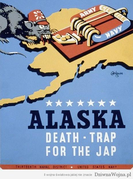 Plakat Alaska