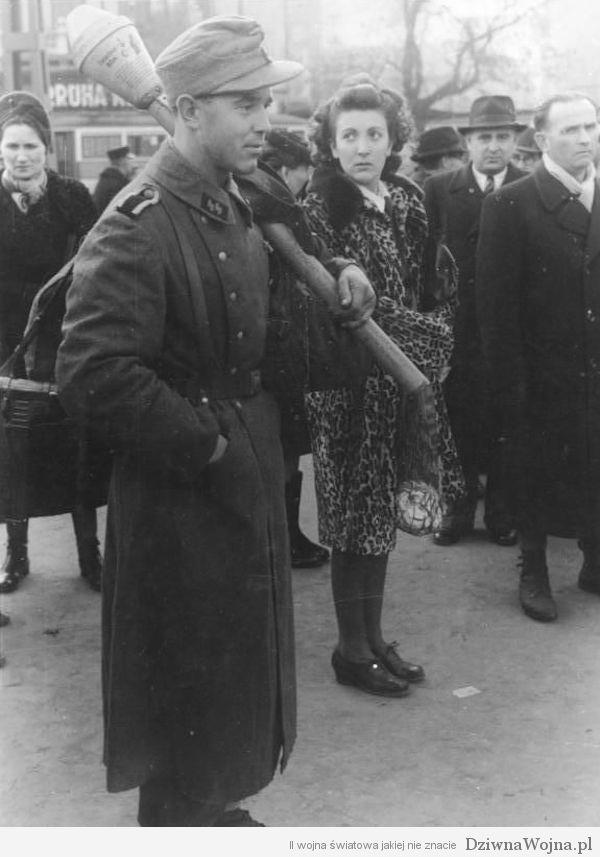 Waffen SS w Budapeszcie 1944