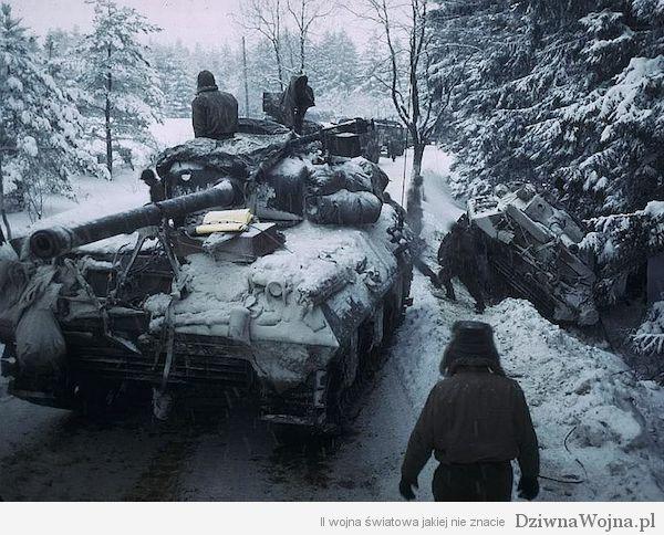 M36 Slugger Ardeny 1944