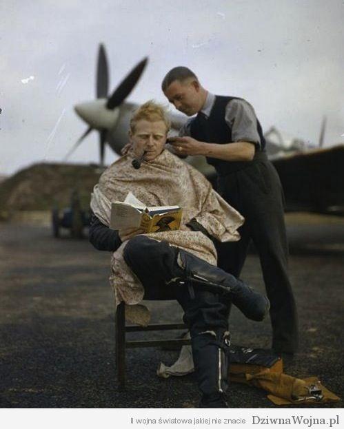 ii wojna swiatowa RAF Supermarine Spitfire