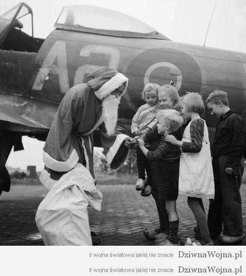 mikolaj raf ii wojna swiatowa holandia 1944