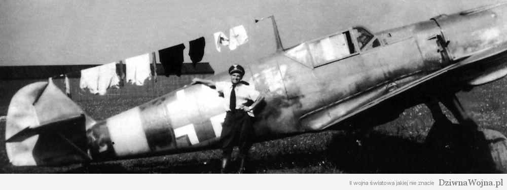 Luftwaffe Messerschmitt Bf 109 1942