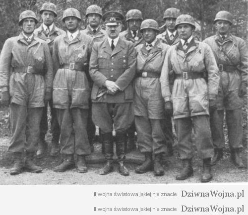 Nazisci byli zli ale dobrze sie ubierali