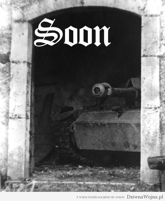 Soon meme Sturmhaubitz 42 na froncie wloskim 1944
