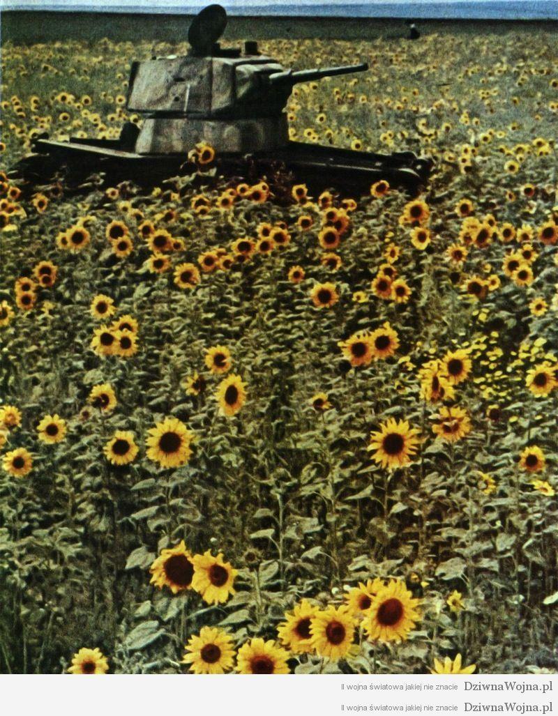 Sowiecki czolg t-26 stalingrad 1942