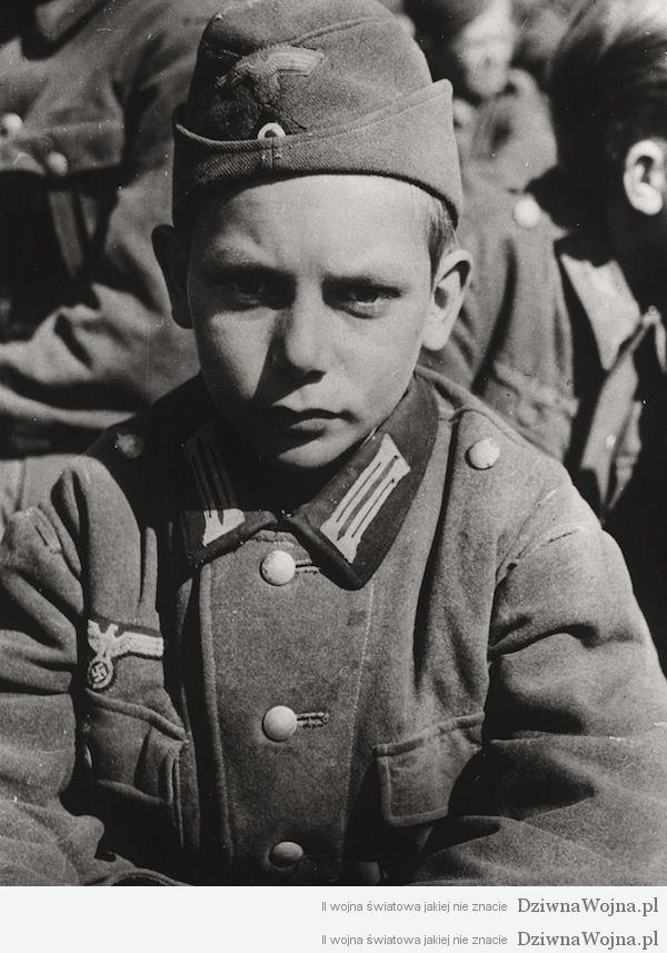 13 letni jeniec wojenny niemcy 1945