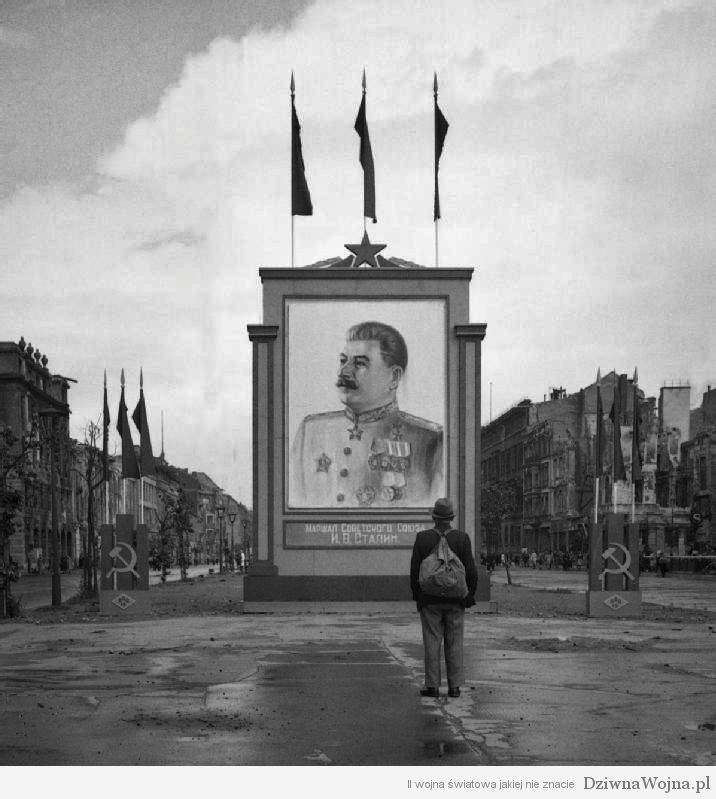 Nowy porzadek w berlinie po II wojnie swiatowej 1945
