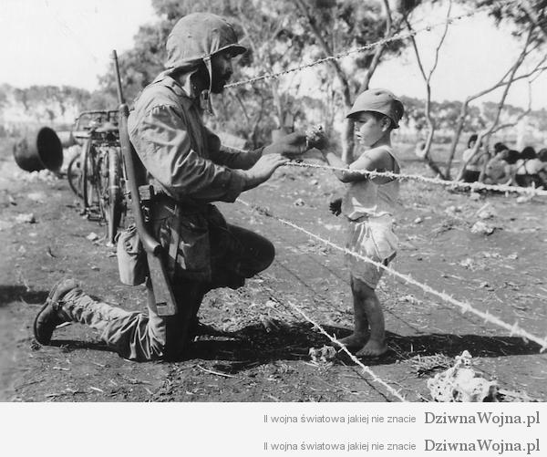Oboz dla internowanych na Tinian (1944)