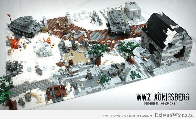 lego ii wojna swiatowa konigsberg