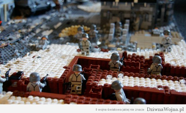 lego ii world war battle