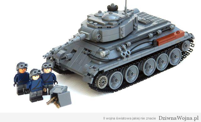 lego tank 2