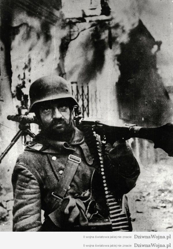 niemiecki zolnierz na ukrainie 1943