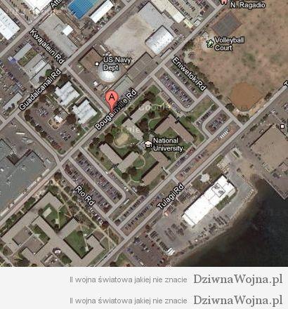 Budynek w kształcie swastyki San Diego