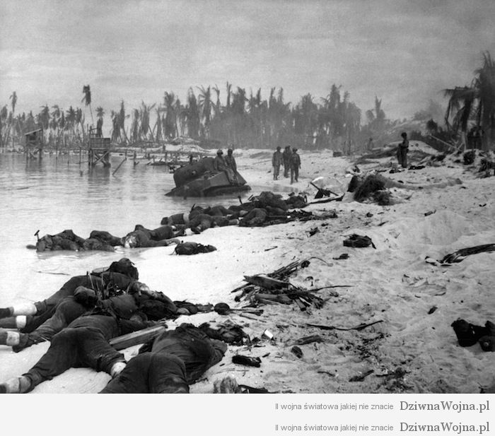atol tarawa 1943