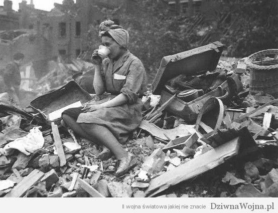 Herbata na wojnie (Londyn 1941)