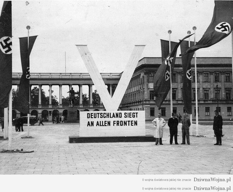 Niemcy w Warszawie