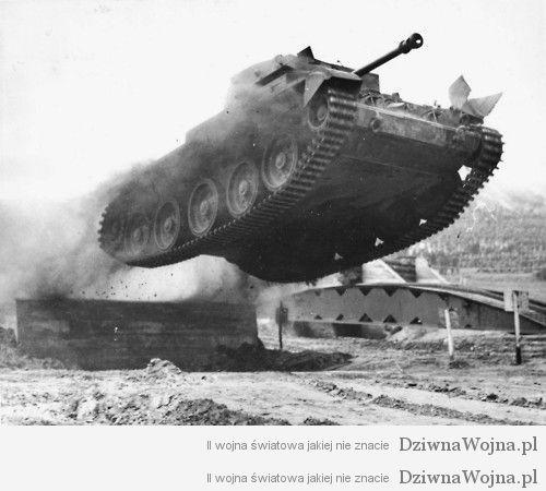 Latający Mk VIII Cromwell 1944