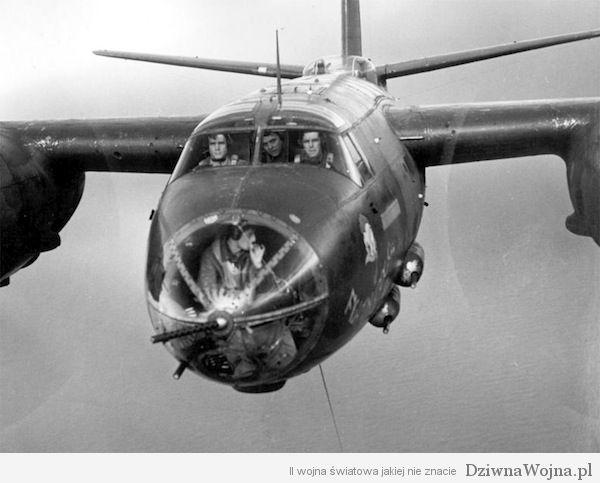 Załoga średniego bombowca Martin B-26 Marauder