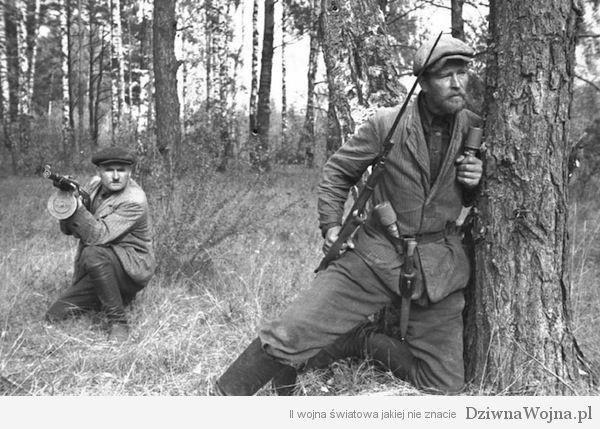 1943 Partyzanci na Białorusi