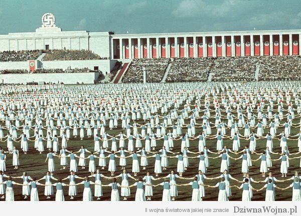 Zwiazek Niemieckich Dziewczat w Norymberdze 1938