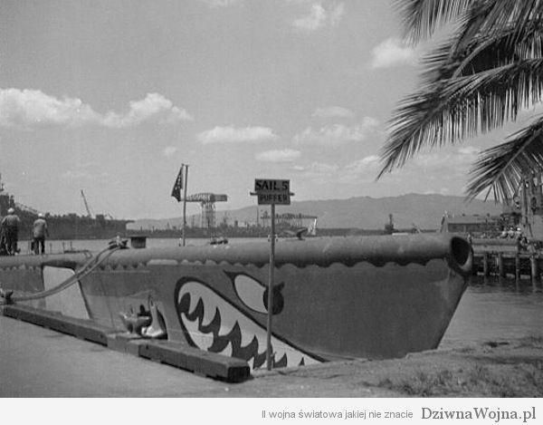 Shark USS Puffer