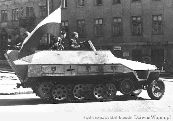Polski SdKfz 251
