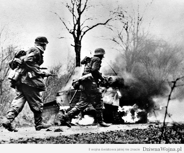 Rocznica kontrofensywy w Ardenach 1944