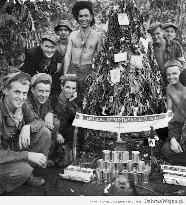 Drugie wojenne swieta armii USA 1942