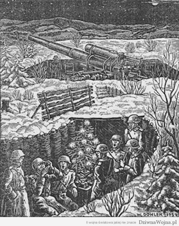 Popularna wojenna pocztowka Wehrmacht