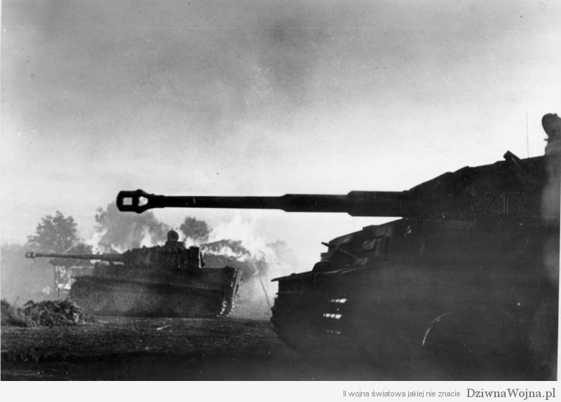 Bei Orel, Panzer VI (Tiger I)